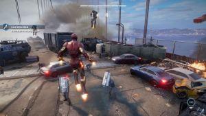 Marvel's Avengers Iron Man Gameplay