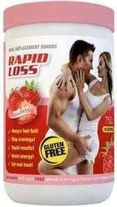 Rapid loss weight loss shakes