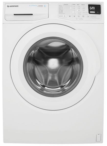 Simpson 8kg Ezi Front Load Washing Machine