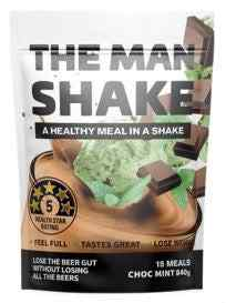 The Man meal replacement shake review 2020