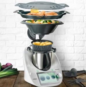 Thermomix TM6 review cooking settings