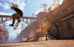 Tony Hawk Pro Skater Gameplay