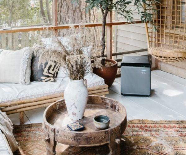 Samsung cube air purifier