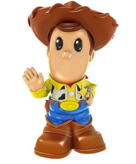 Woody Disney Ooshie