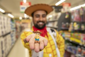 Woolworths Woody Ooshies collectable