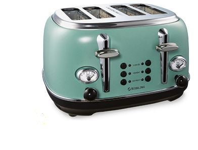 ALDI Stirling toaster