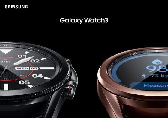 Galaxy Watch 3 August 2020