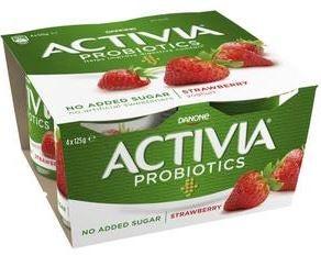 Best Activia yoghurt