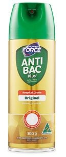 ALDI 5. Power Force Antibacterial Plus Surface Spray Disinfectant