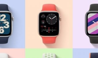 Several smart watches