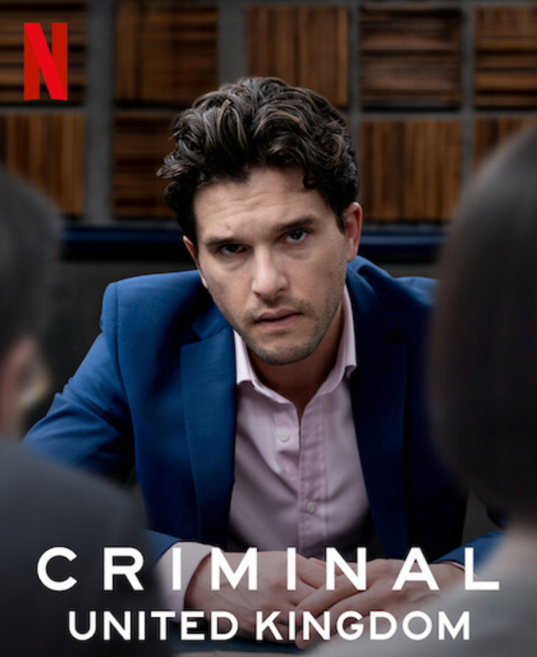 Criminal UK poster
