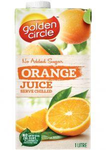 Golden Circle juice