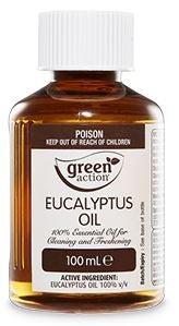 ALDI Green Action Eucalyptus Oil