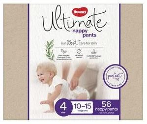 Huggies Ultimate Nappies