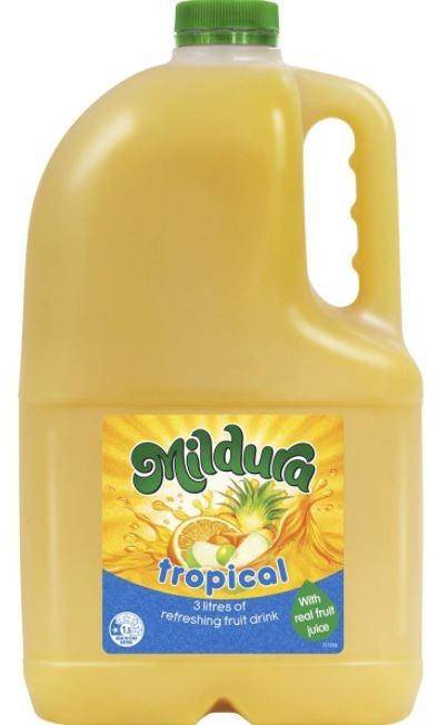 Mildura Tropical Juice