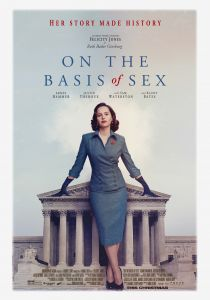 On the Basis of Sex Poster