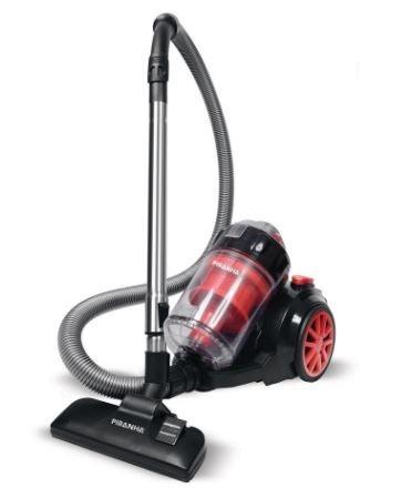Pirahna vacuum cleaner review