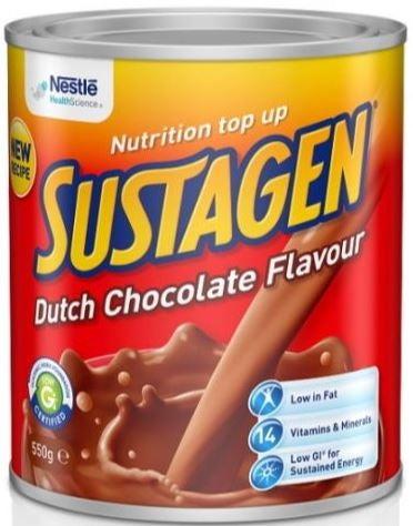 Sustagen protein