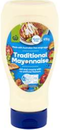 Woolworths_Mayonnaise
