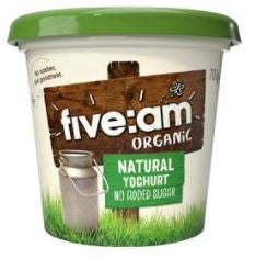 Best Five:AM yoghurt