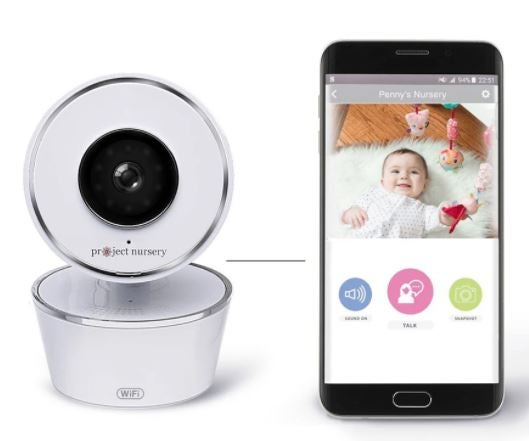 project nursery baby monitor review
