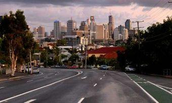 queensland street city views