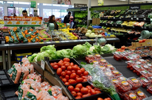 Woolworths produce