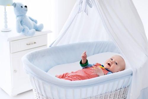 baby-in-bassinet