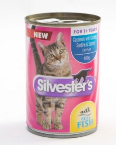 ALDI Silvesters cat food review