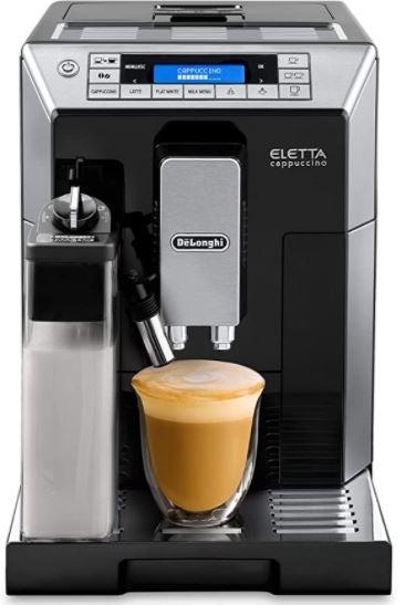 DeLonghi Eletta Cappuccino Fully Automatic Coffee Machine
