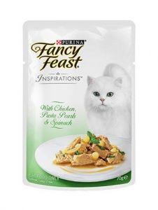 Fancy Feast cat food review