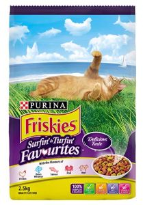 Friskies cat food review