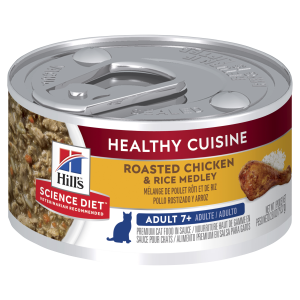 Hill's Science cat food review