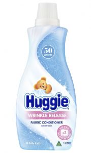 Huggie fabric softener review
