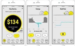 Mojo Power energy monitoring app