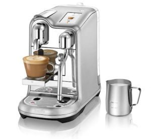 Nespresso coffee machine review