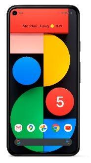 Pixel 5 close up