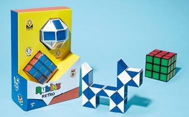 Rubik's Retro Pack ALDI Special Buys