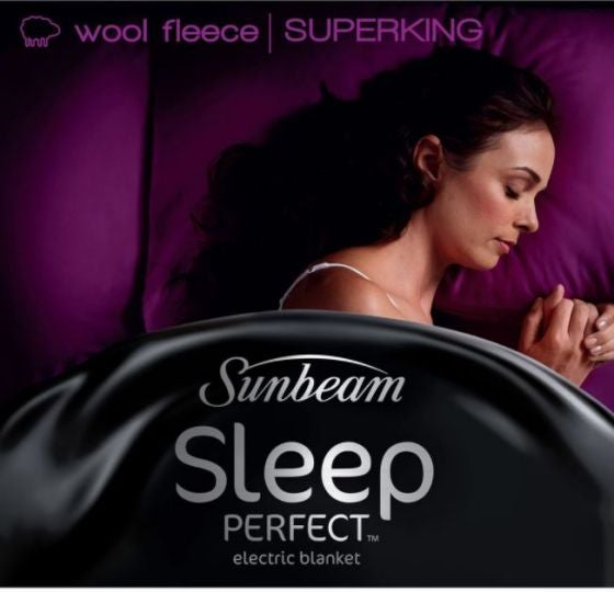 Best Sunbeam electric blanket king size