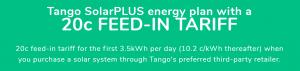 Tango Energy Solar Plus banner ad
