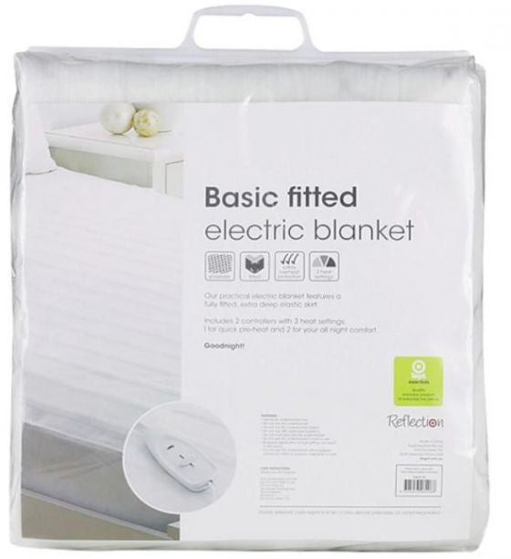 Best Target fitted electric blanket