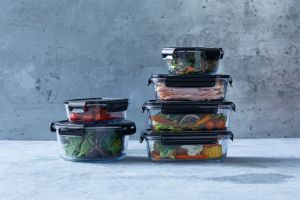 Woolworths Refresh Glass Containers