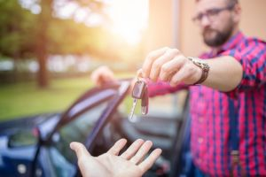 Selling car privately