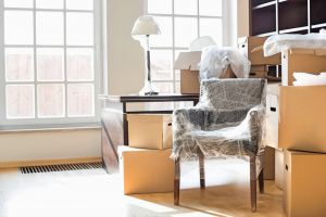 Furniture covers moving house