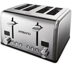 aldi 4 slice toaster