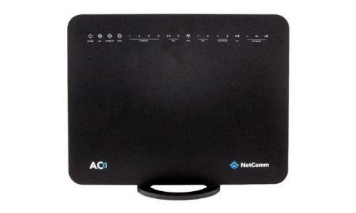 Yomojo's home wireless broadband modem, the Netgear NL190ACV