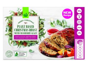 Woolworths Plant-Based Christmas Roast