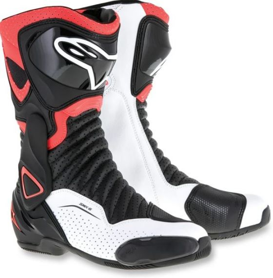 Alpinestars motorcycle boots review SMX boots