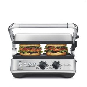 Breville grill and sandwich press review