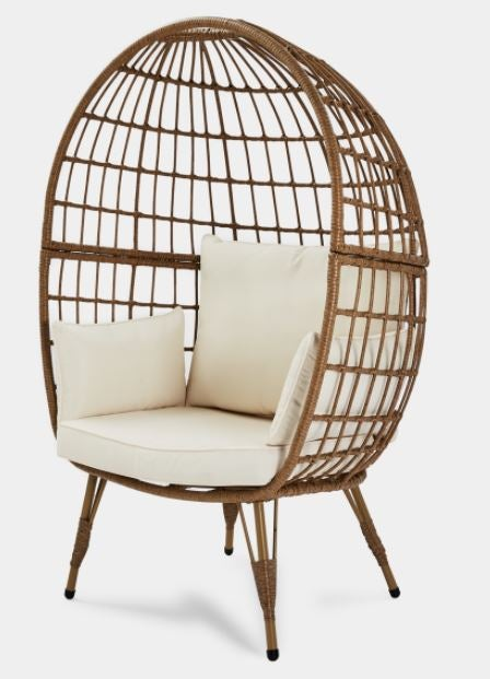 Kmart Black Friday cocoon chair